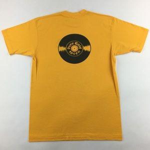 Vintage Pure Gold 104 FM Radio Station T-Shirt